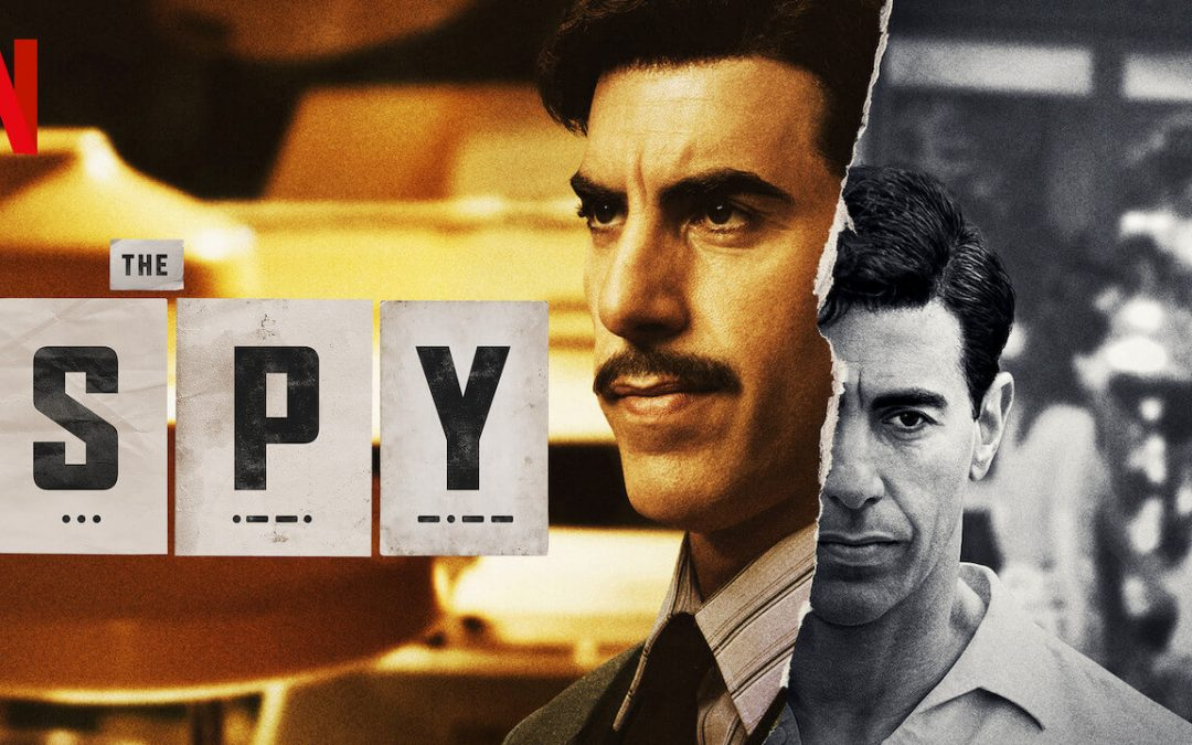 """LE NOSTRE RECENSIONI """"THE SPY"""""""